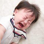 子供が泣くとイライラ!虐待しないための乗り切り方