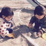 砂場での遊び方が判らない? 1歳にオススメの砂場グッズや遊び方