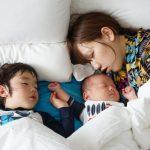 生後2ヶ月の寝かしつけ 昼間に寝ない子の生活リズムの整え方!